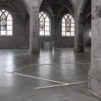 Valerie Krause, Glanz und Körnigkeit, Kunst-Station Sankt Peter Köln, 2016