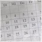 K-Vorschau-Kalender
